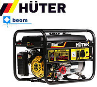 Бензиновый генератор HUTER DY3000LX (2500 Вт | 220 В)