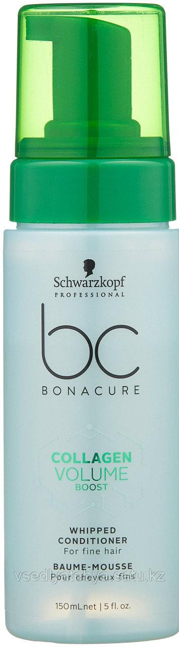 Schwarzkopf Professional Кондиционирующий мусс для прикорневого объема BC Colladen Volume Boost 150  мл