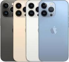 Apple iPhone 13 Pro Max 128 GB Blue, Graphite, Gold, Silver