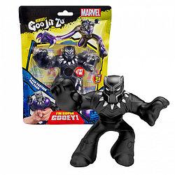 Гуджитсу Игрушка тянущаяся фигурка Черная Пантера Марвел ТМ GooJitZu
