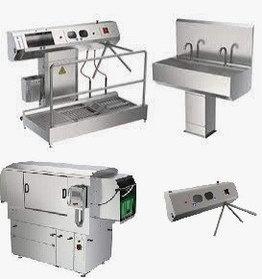 Санитарно-гигиеническое оборудование Азимут