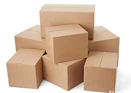 Новые картонные коробки для переезда и транспортировки вещей. Размер 560*350*300 мм. Рассрочка. Kaspi RED