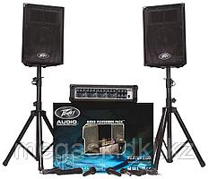 Акустический комплект Peavey Audio Performer Pack 100-Watt PA System