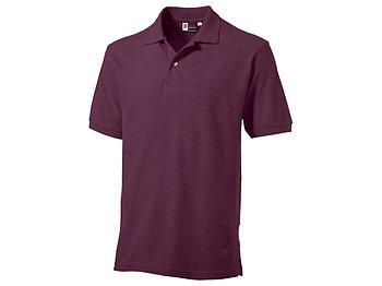 Рубашка поло Boston мужская, темно-фиолетовый