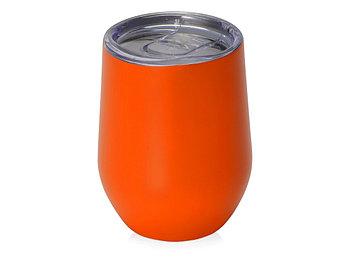 Вакуумная термокружка Sense, оранжевый
