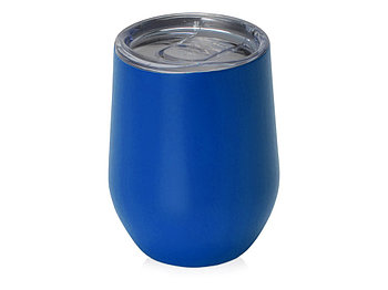 Вакуумная термокружка Sense, синий