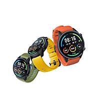 Сменные браслеты для Xiaomi Mi Watch (3 шт) Желтый/ Красный / Зелеый