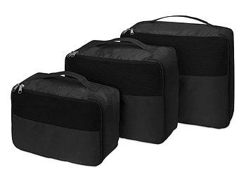 Комплект чехлов для путешествий Easy Traveller, черный