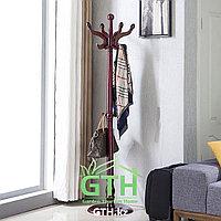 Напольные деревянные вешалки для дома и офиса. Доставка и сборка.