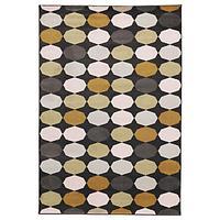 Ковер ТОРРИЛД короткий ворс, разноцветный 133x195 см ИКЕА, IKEA