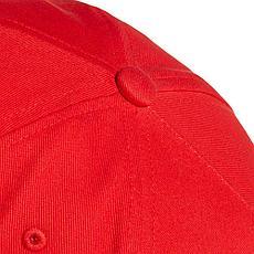 SNAPBACK однотонный красный, фото 3