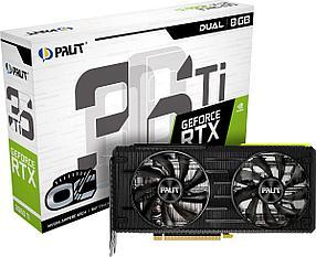 Видеокарта RTX 3060TI PALIT  8gb
