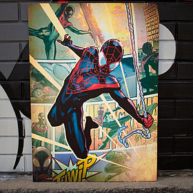Постер Майлз Моралез - Человек паук