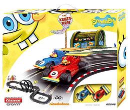 Carrera Go!!! Трек Губка Боб и патрик