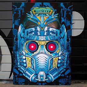 Постер Стражи Галактики - Guardians of the Galaxy