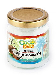 Масло кокосовое(Extra virgin) ,Coco Daily,195 мл