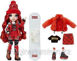 Кукла Rainbow High Руби Андерсон Зимняя серия