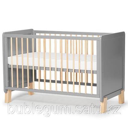 Детская кроватка Kinderkraft 🇪🇺 NICO Grey