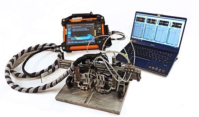 Установка для ультразвукового контроля MSCAN–SUPOR