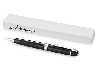 Ручка шариковая Cape town в подарочной коробке, черные чернила
