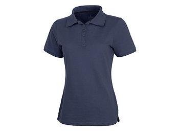 Рубашка поло Calgary женская, темно-синий