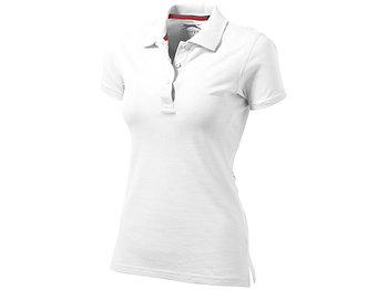 Рубашка поло Advantage женская, белый