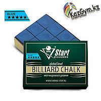 Мел Startbilliards 5 звезд синий (12 шт) SB2019_5