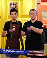 Курсы бармена и бариста на практике