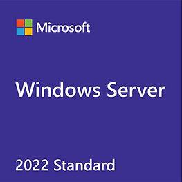 Microsoft Windows Server 2022 Standard, Retail