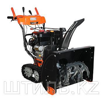 Снегоуборщик бензиновый Patriot Сибирь 110 CЕT 11 л.с. 70 см гусеничный | снегоуборочная машина на гусеницах