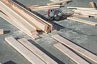 Строительные доски, расходный материал