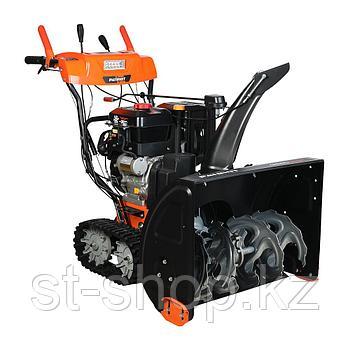 Снегоуборщик бензиновый Patriot Сибирь 110 CЕT 11 л.с. 70 см гусеничный   снегоуборочная машина на гусеницах