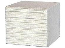 Бумага туалетная Chistodeloff, листовая Z-сложение 7 x 10 см, 2-х слойная, 200 листов