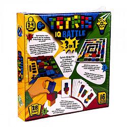 "Настольная игра ""Tetris IQ battle 3 in1"""