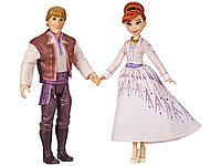 Кукла Анна и Кристоф в наборе серии Disney Frozen