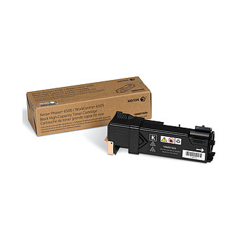 Тонер-картридж повышенной ёмкости Xerox 106R01604 (чёрный)