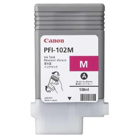 Картридж Canon PFI102M MAGNETA IPF5/6/700
