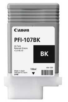 Тонер Canon PFI-107BK (6705B001)