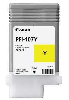 Тонер Canon PFI-107Y (6708B001)