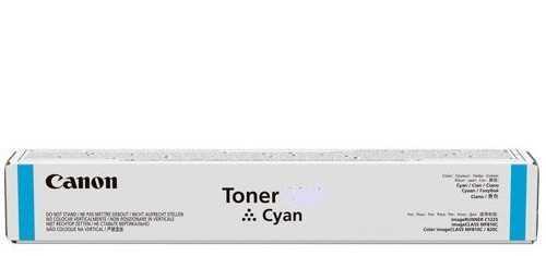 Тонер Canon TONER C-EXV 54 Cyan 8,500 pages for iR ADV C30xx