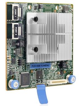 Контроллер HPE HPE Smart Array E208i-a SR Gen10 (8 Internal Lanes_No Cache) 12G