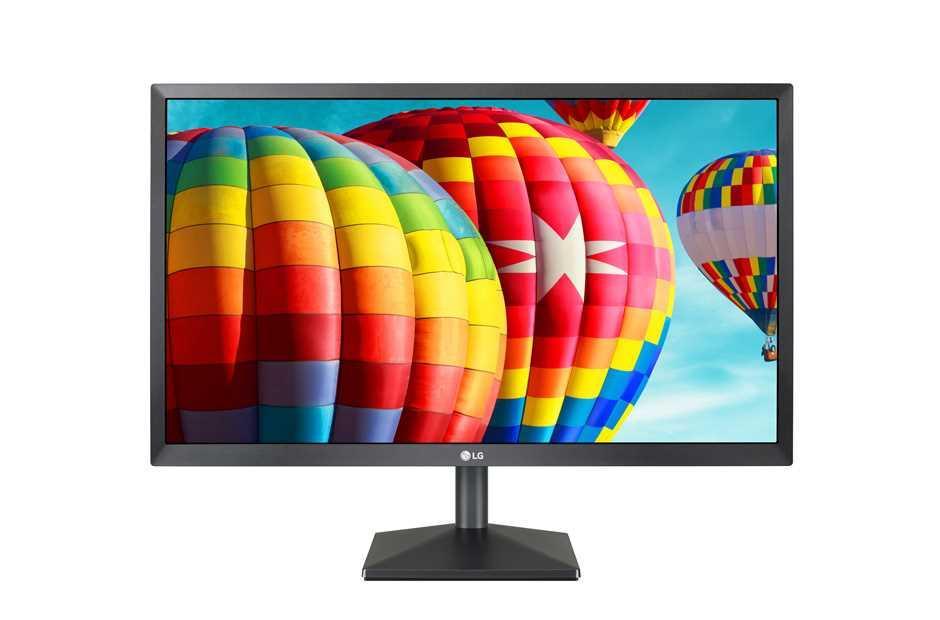 Монитор жидкокристаллический LG Монитор LCD 21.5'' [16:9] 1920х1080(FHD) IPS, nonGLARE, 250cd/m2, H178°/V178°,