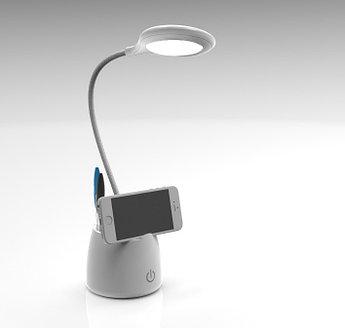 Настольная лампа Ritmix LED-530 белый