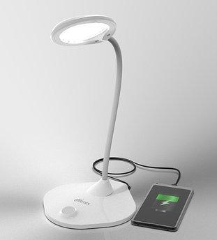 Настольная лампа Ritmix LED-610 белый