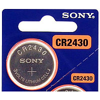 Батарейка Sony CR 2430