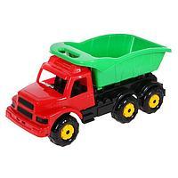 Машинка детская 'Самосвал', красная
