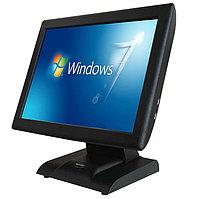 POS моноблок (Intel Celeron J1800, SSD32, RAM2), черный цвет