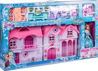 Игровой набор Замок Snow Villa (Сноу Вилла)
