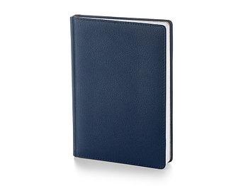 Ежедневник А5 датированный Leader 2022, синий