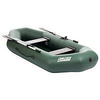 Лодка 'Бриз' 260, цвет зелёный